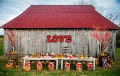farm country wedding, red, apples, enchanted florist, ace photography, drake wood