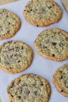 Heavenly Cookies (Oatmeal Skor) | TLGC Blog