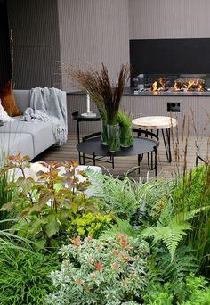 TV GARDEN DESIGN – TV2 2021 Outdoor Spaces, Outdoor Decor, Back Gardens, Balcony Garden, Garden Design, Outdoor Furniture Sets, Pergola, Patio, Gardening