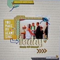 A Project by andreakuenzel from our Scrapbooking Gallery originally submitted 03/18/13 at 07:28 PM
