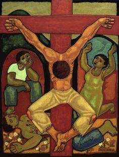 Cerezo Barredo Crucificados
