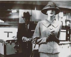 Sunny Hartnett, Harper's Bazaar, 1950, photo Lilian Bassman