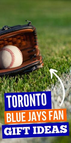 Best Toronto Blue Jays Fans Gift Ideas | Baseball Gift Ideas | Creative Gifts For Baseball Fans | Baseball Fan Gifts | Toronto Baseball Gift Ideas | #gifts #giftguide #presents #toronto #bluejays #uniquegifter