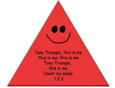 Tony Triangle - tune of London Bridge