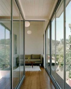 Midcentury interiors