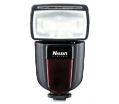 Nissin Di-700 Speedlite Flash for Canon, 24-200mm Focal Length Coverage, 1/800-1/30000 Sec Flash Duration