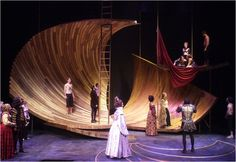 The Tempest | College-Conservatory of Music | dir. Michael Burnham My school!!!!