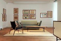 丹麥設計大師Finn Juhl的家具作品,就是經典,就是看不膩!  via http://www.finnjuhl.com/