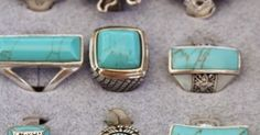 Visitors to the American Southwest often marvel at the lovely turquoise and silver jewelry made by the Navajo, Hopi, and Zuni people who ...