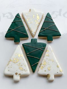 Whipped Bakeshop's decorated modern trees cookie collection! Inquire today at … Whipped Bakeshop's decorated modern trees cookie collection! Christmas Sugar Cookies, Christmas Sweets, Noel Christmas, Christmas Goodies, Holiday Cookies, Holiday Treats, All Things Christmas, Winter Christmas, Holiday Fun