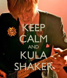 keep clam Kula Shaker - Google Search