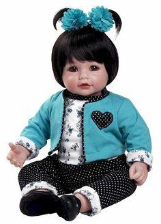 Boneca Adora Doll Aqua Heart