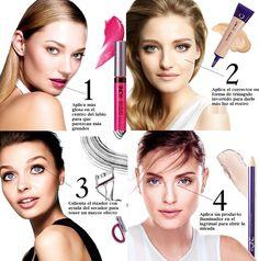 4 consejos para una rutina de maquillaje perfecta!