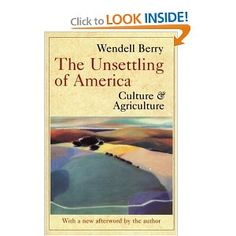 A book for my list...love Wendell Berry