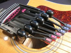 The Hammer Jammer brings a percussive twist to playing guitar... neat video at the bottom of the article