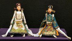 Chinese opera puppets, hand made, beautifully detailedhttp://www.dynastiesofasia.com/antiques-inventory/RQ_1010_kadian_rug_gyangze_tibet.htm   ********