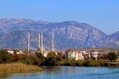 Manavgat river, Manavgat, Turkey