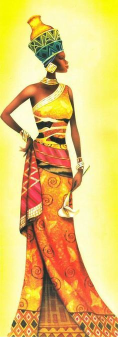 african art (image only) African Image, African American Art, African Beauty, African Women, Tableaux Vivants, Afrique Art, African Art Paintings, African Theme, Black Artwork