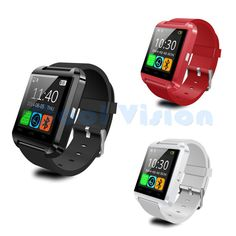 Bluetooth TouchScreen Smart Watch (Model U8)