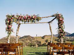 Malibu Saddlerock Ranch Wedding at Chateau Le Dome » Erin J Saldana // Fine Art Destination Wedding Photographer