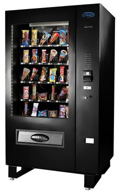 Offering frozen food and ice cream from a vending machine opens profit possibilities in any location.