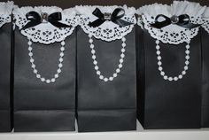 ~ fancy gift bags tutorial