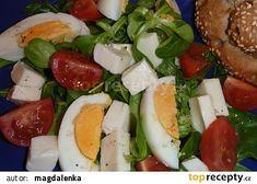 Caprese Salad, Cobb Salad, Syr, Food, Diet, Essen, Meals, Yemek, Insalata Caprese