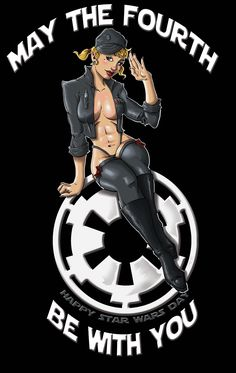 Imperial Pin-Up