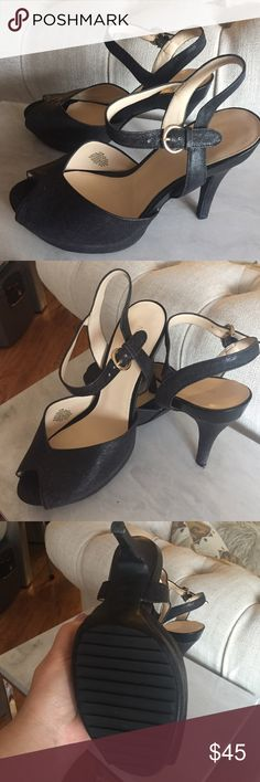 Nine West peep toe shoes peep toe shoes , in very good conditions. Nine West Shoes Heels