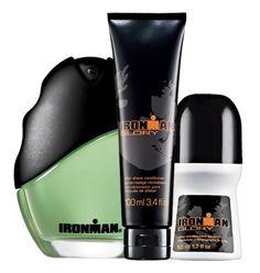 Avon: Ironman & Ironman Glory 3-Piece Fragrance Collection