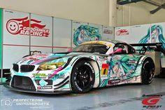 BMW art car.