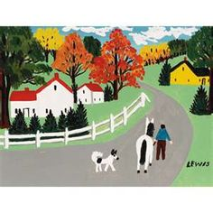 Image Search Results for maud lewis