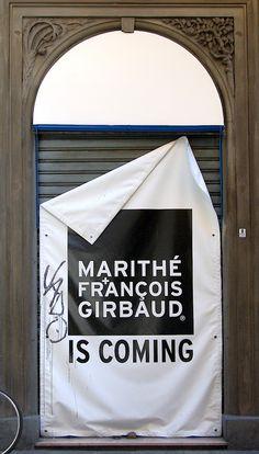 Voor de nieuwe voorjaars/zomer vintage collectie: heel veel MF Girbaud items!
