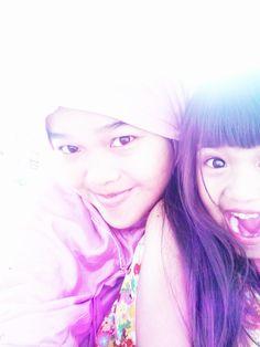 with Sukma Verika Putri ;)