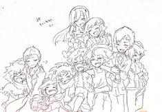 Let It Rip, Beyblade Characters, Beyblade Burst, Love Is Free, My Crush, Sword Art Online, Pencil Drawings, Line Art, Memes