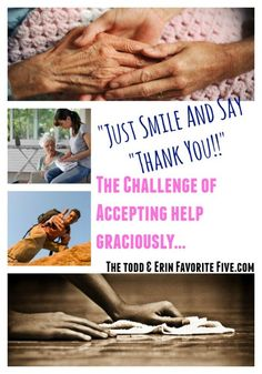 how to say thank you graciously