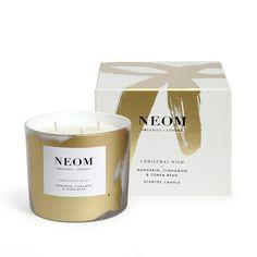 Neom Christmas Wish Luxury Candle 2014