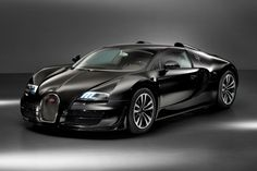 2013 Bugatti Veyron Grand Sport Vitesse Legend Jean Bugatti Special Edition