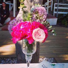 Arreglo floral #vintage