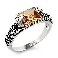 Vintage Style Ornated Ring~free shipping~photon$
