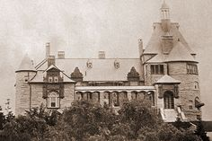 TenneyFamily.org | Greycourt (Tenney Castle), Methuen, MA, the one-time summer residence of the C. H. Tenney family.
