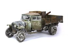 Gaz-MM Weather Art, Truck Scales, Model Tanks, Model Hobbies, Model Cars Kits, Military Modelling, Military Equipment, Vintage Models, Armored Vehicles