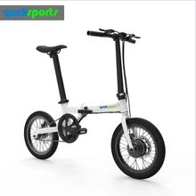 386991ebe27 Removeable and Rechargeable Lithium battery foldable electric bicycles for  kids and adults 2017 bestseller mini folding e bikes