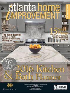 2016 Kitchen and Bath Planner