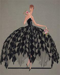 La Robe De Style - Jeanne Lanvin