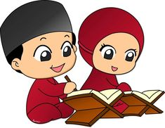 Images of muslim cute couple pic cartoon - Muslim Pictures, Islamic Pictures, Cute Couple Pic Cartoon, Cartoon Kids, Cartoon Images, Images Eid Mubarak, Poster Ramadhan, Moslem, Stickers