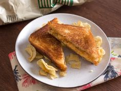 Potato Chip Grilled Cheese - The Art of the Perfect Grilled Cheese (Plus 20 Variations to Shake Things Up)
