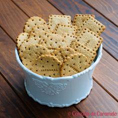 Galletas integrales (levemente dulces)