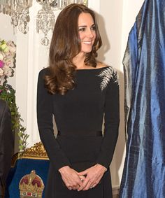 Kate Middleton's Most Memorable Outfits Ever! - April 10, 2014 from #InStyle