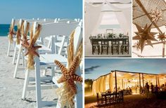 chair decorations, evening tents and lighting